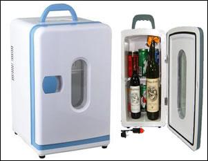 车载家用两用冰箱12L小冰箱